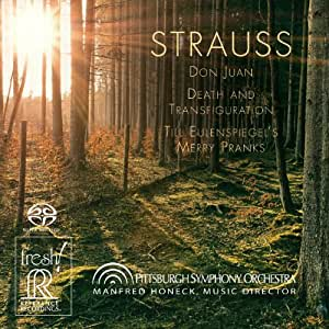 Strauss: Don Juan / Death and Transfiguration / Till Eulenspiegel