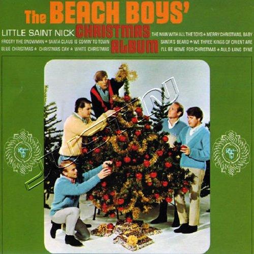 The Beach Boys' Christmas Album artwork