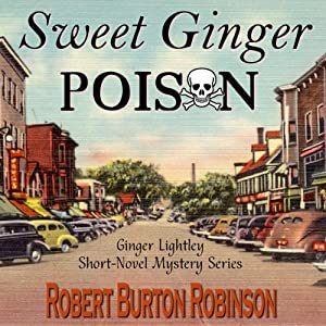 Sweet Ginger Poison Audiobook