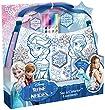 Canal Toys - 25706 - Kit De Loisirs Cr�atifs - Sac A Customiser Lumineux - Reine Des Neiges