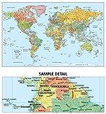 Rand McNally Signature Map of the World