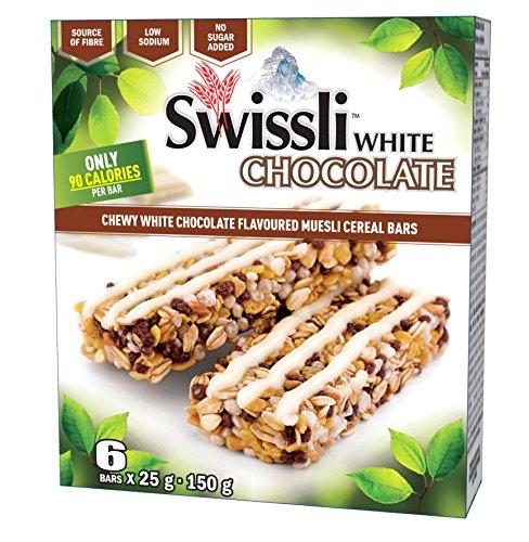 Swissli Muesli White Chocolate 150g