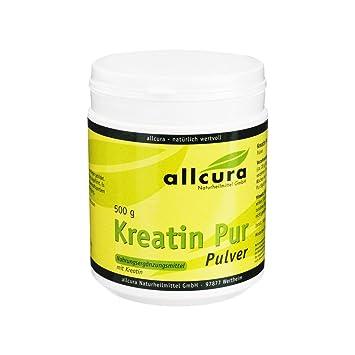 KREATIN PUR Pulver Premium Qualitaet, 500 g
