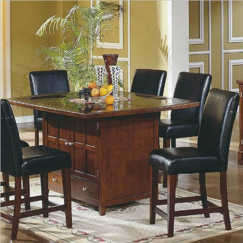Steve Silver Serena 5 pc. Set (Table 4 Chairs)