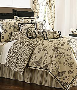 Southern Living Bedding : Amazon.com - Southern Living Rosedale King Comforter Set ...