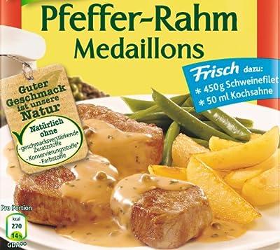 Knorr Fix für Pfeffer-Rahm-Medaillons, 12er Pack (12 x 35 g) von Knorr - Gewürze Shop