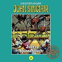 Judys Spinnenfluch (John Sinclair - Tonstudio Braun Klassiker 55) Hörspiel von Jason Dark Gesprochen von:  div.