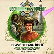 Lethbridge-Stewart: Beast of Fang Rock: Lethbridge-Stewart, Book 3 Audiobook by Andy Frankham-Allen Narrated by Terry Molloy
