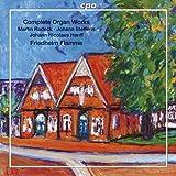 Radeck/Steffens/Hanff: Complete Organ Works [SACD]