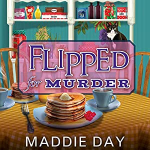 Flipped for Murder Audiobook
