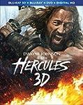 Hercules (Blu-ray 3D + Blu-ray + DVD...