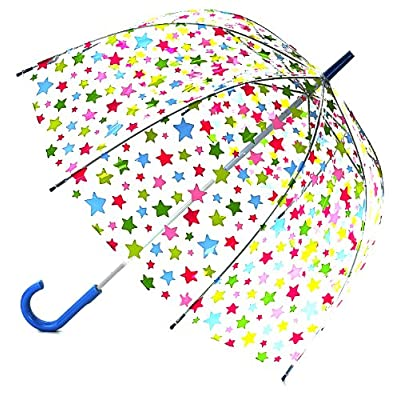 Fulton Cath Kidston Birdcage Umbrella (Star Pattern)