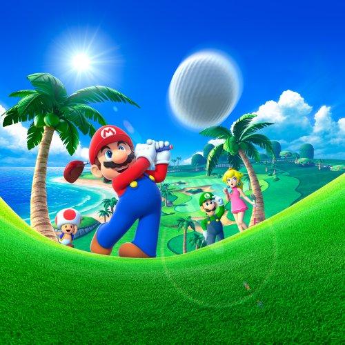 Mario Golf: World Tour  screenshot