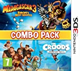 Madagascar 3/The Croods Double Pack (Nintendo 3DS)