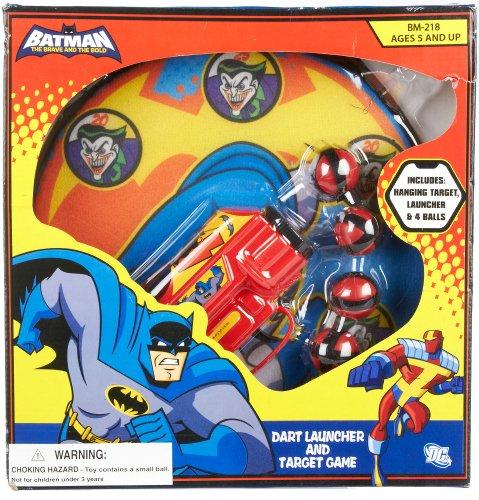 Batman Dart Launcher & Target Game MULTI - 1