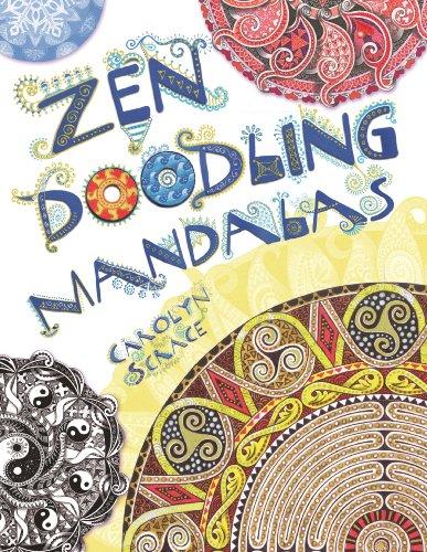 Zen Doodling Mandalas (Mandala Drawing compare prices)