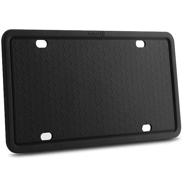 Seattle Seahawks Black License Plate Frame