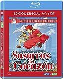 耳をすませば(スペイン語)Blue-ray&DVDコンボ / Susurros Del Corazón (Spain) [Import]