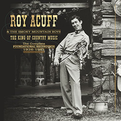 King Of Country Music: Foundation Recordings Complete 1936-51 (Cd/Dvd) (Bear Family compare prices)