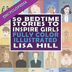 50 Bedtime Stories to Inspire Girls Audiobook
