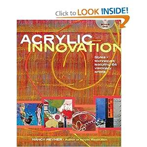 Acrylic Innovation -  Nancy Reyner