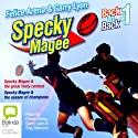 Specky Magee Back to Back (       UNABRIDGED) by Felice Arena, Garry Lyon Narrated by Stig Wemyss