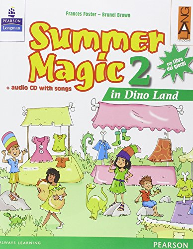 Summer magic. Con CD Audio. Per la 2ª classe elementare