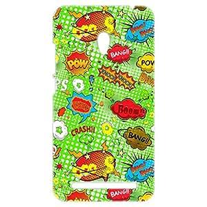 a AND b Designer Printed Mobile Back Cover / Back Case For Asus ZenFone 6 (ZEN_6_3D_2338)