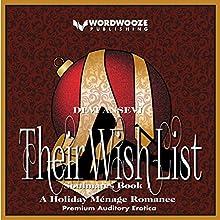 Their Wish List: Soulmates, Book 1 | Livre audio Auteur(s) : Devi Ansevi Narrateur(s) : Kalinda Little