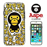 A BATHING APE iPhone6 / iPhone6S 対応ケース A BATHING APE ベイシングエイプ Baby milo ape21
