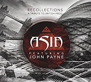 Recollections - a tribute to british prog