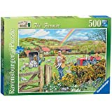 Ravensburger 500 Piece Puzzle- Delightful Afternoon