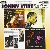 4 Classic Albums - Sonny Stitt - Sax Supremary / Personal