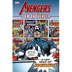 Avengers: I Am An Avenger TP