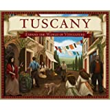Tuscany: Expand the World of Viticulture Board Game
