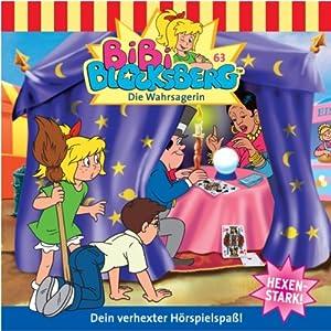 Die Wahrsagerin (Bibi Blocksberg 63) Hörspiel