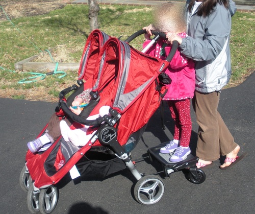 Learn More About Baby Jogger Glider Board For City Summit