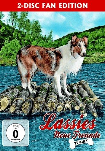 Lassies neue Freunde (2er DVD Box / Sonderverpackung)