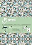 Maroc : gift & creative paper book