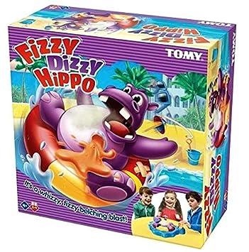 TOMY Games - T72606 - Hippo Rototo - Jeu de Société