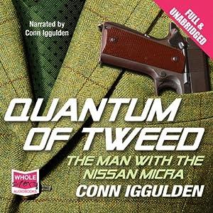 Quantum of Tweed Audiobook