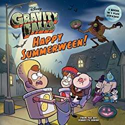 Gravity Falls Happy Summerween! / The Convenience Store...of Horrors! (Gravity Falls Storybook)