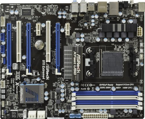 ASROCK 970 Extreme4 Motherboard