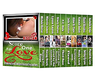 Score One for Love: A Boxed Set of Ten Sexy Sports Romances