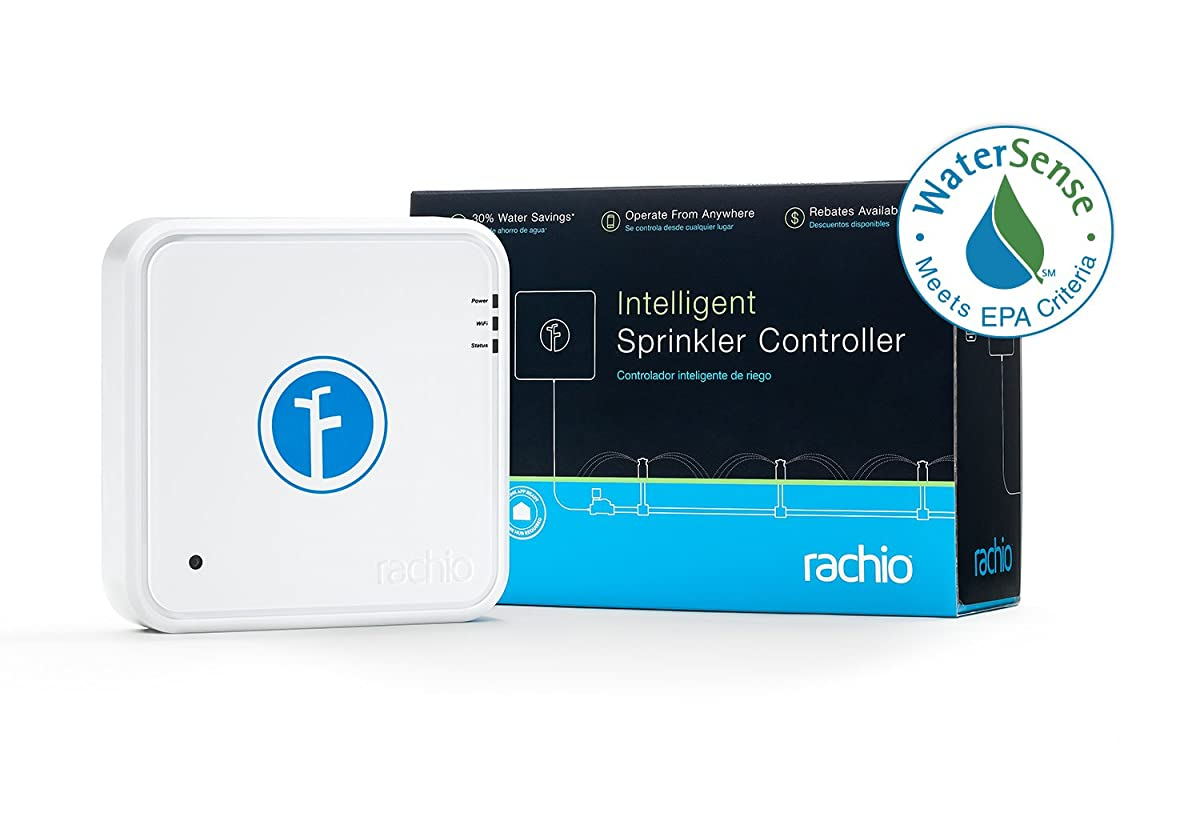Rachio Smart Sprinkler Controller, 16 Zone 1st Generation, Works with Alexa