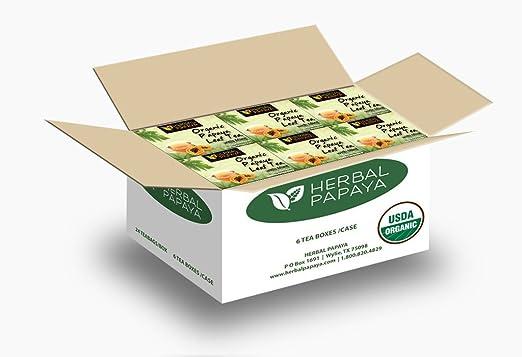 Papaya Leaf Tea 24 Teabags