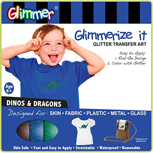 Glimmerize It Dino and Dragon - 1