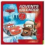 Cars - Mein Adventskalender: Mit 24 B...