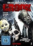 DVD Cover 'Crook - Tödliche Konsequenzen (Uncut)