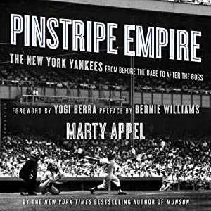 Pinstripe Empire Audiobook